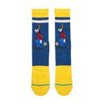 Vintage Disney Socks // Blue (M)