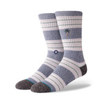 Shade Socks // Navy (M)