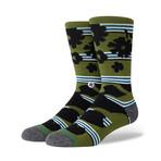 Berner Socks // Green (M)