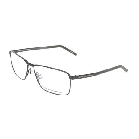 Men's P8302 Optical Frames // Gray
