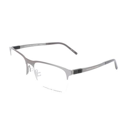 Men's P8322 Optical Frames // Gray