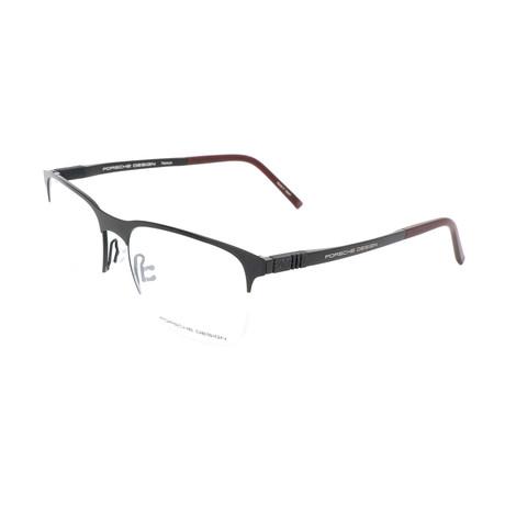 Men's P8322 Optical Frames // Black