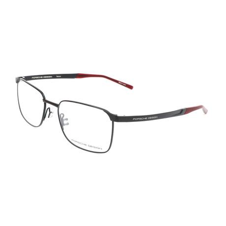Men's P8333 Optical Frames // Black