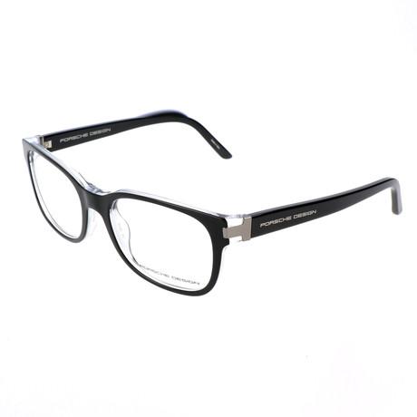 Men's P8250 Optical Frames // Black