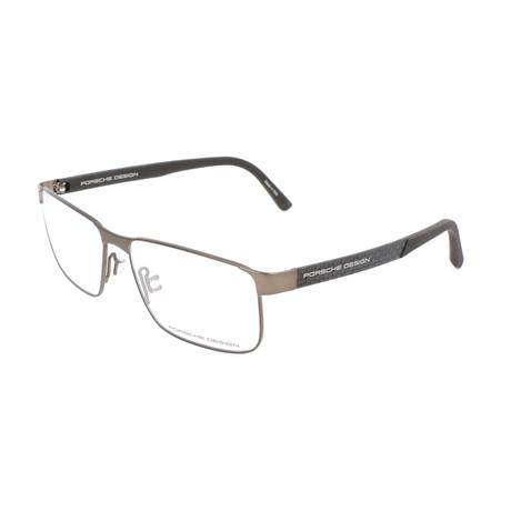 Men's P8222 Optical Frames // Olive