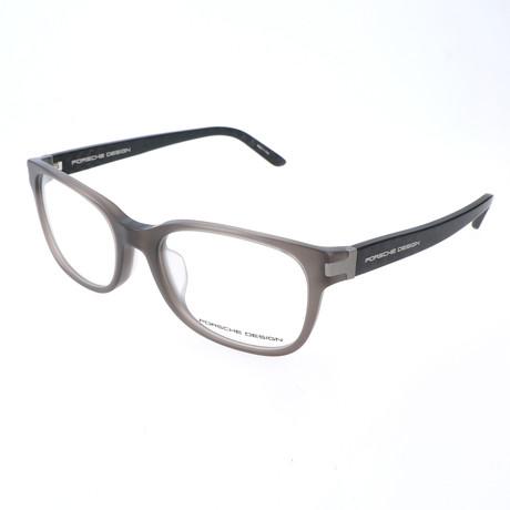 Unisex P8250 Optical Frames // Gray