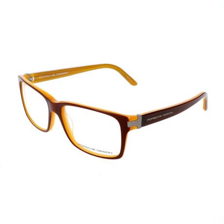 Men's P8249 Optical Frames // Chocolate