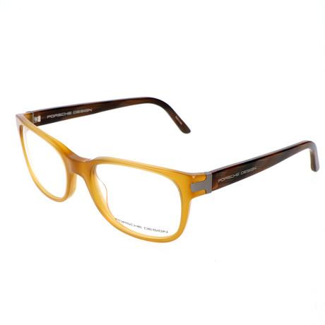 Men's P8250 Optical Frames // Light Chocolate
