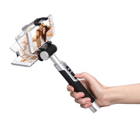 Pictar Smart Selfie Stick (Black)