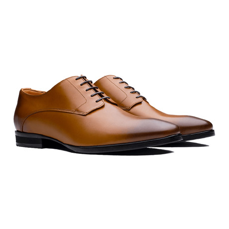 Bannister Derby // Honey (US Men's 6)