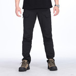 Yosemite Trousers // Black (XL)