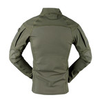 Jungle Long Sleeve Shirt // Army Green (S)