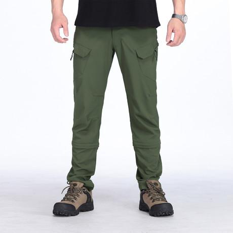 Yosemite Trousers // Army Green (XS)