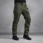 Denali Trousers // Army Green (S)