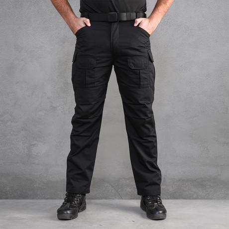 Denali Trousers // Black (S)