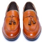 Tassel Loafers // Tan (US: 9)