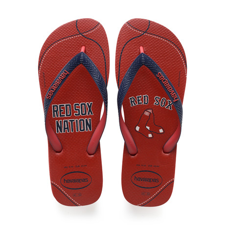 Top MLB Sandal // Boston Red Sox // Ruby Red (US: 8)