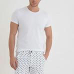 Mauna Loa T-Shirt // White (L)