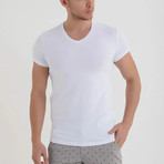 Casual T-Shirt // White (S)