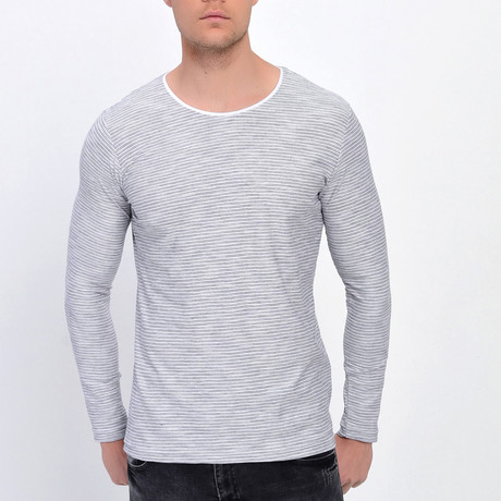 Canyon Sweatshirt // White (XS)