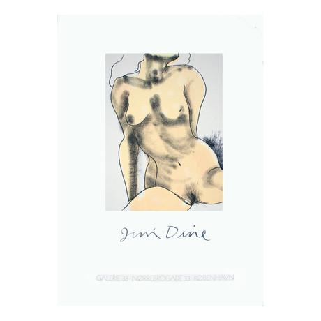 Galerie 33 // Jim Dine
