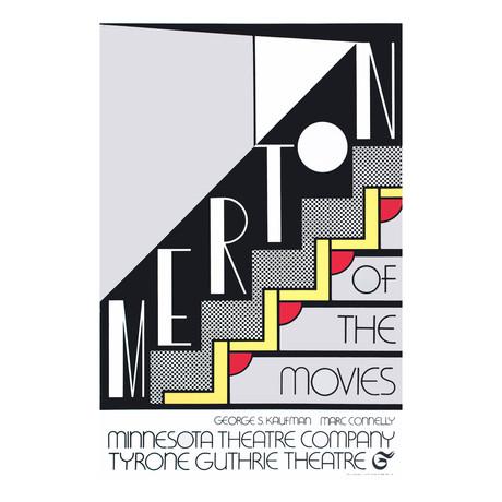 Merton of The Movies // Roy Lichtentstein