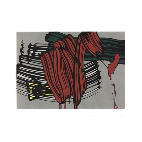 Big Painting #6 // Roy Lichtenstein