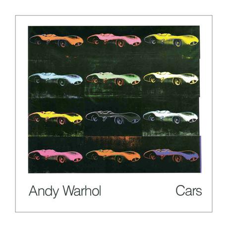 Formula 1 Car W 196 R (1954) // Andy Warhol
