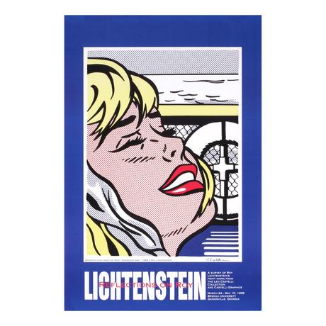 Shipboard Girl // Roy Lichtenstein