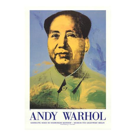 Mao // Andy Warhol