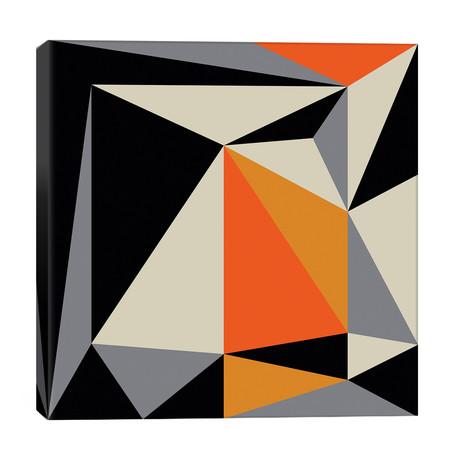 "Angles III // Greg Mably (26""W x 26""H x 1.5""D)"