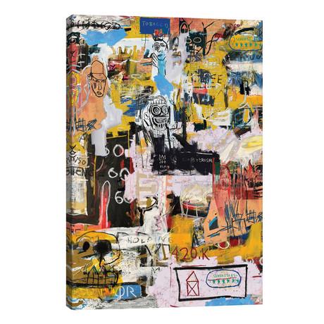 Basquiat World // PinkPankPunk