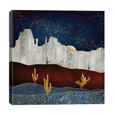 """Moonlit Desert // SpaceFrog Designs (26""""W x 26""""H x 1.5""""D)"""