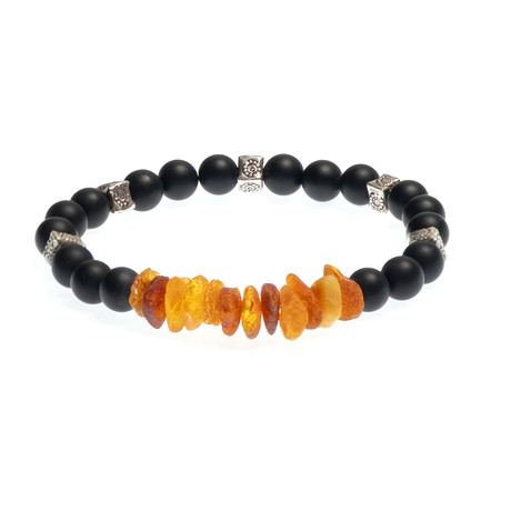 Dell Arte // Power + Healing Bracelet // Multicolor