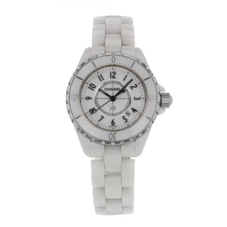 Chanel Ladies J12 Quartz // H0968 // Pre-Owned