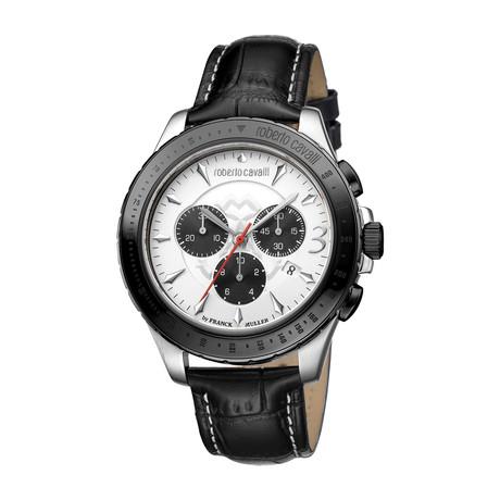 Roberto Cavalli Chronograph Swiss Quartz // RV1G014L0046