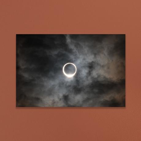 "Eclipse Of The Sun (8""W x 10""H x 1""D)"