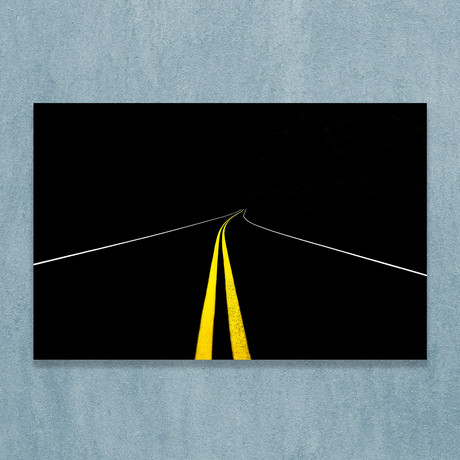 """The Road To Nowhere (10""""W x 12""""H x 1""""D)"""