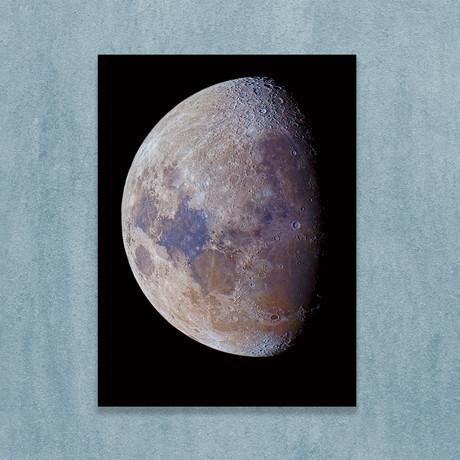 """Lunar Colors (8""""W x 10""""H x 1""""D)"""