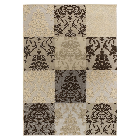 "Royce Indoor + Outdoor Rug (1'11"" x 3'7"")"