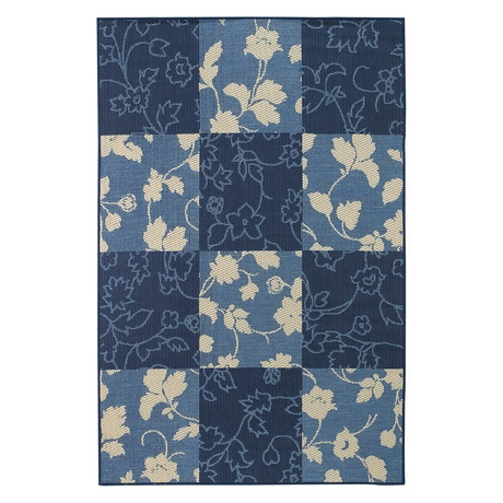 "Park Indoor + Outdoor Rug (5'2"" x 7'5"")"