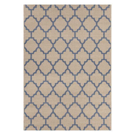 "Carson Indoor + Outdoor Rug (3'11"" x 5'7"")"