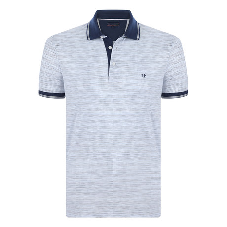 Carta Short Sleeve Polo Shirt  // White (XS)
