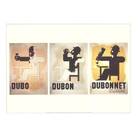 Dubo-Dubonnet // A.M. Cassandre