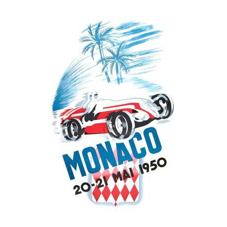 Monaco Grand Prix 1950 // B. Minne