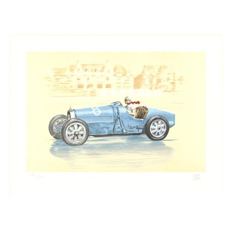Bugatti-Helle Nice // Xavier La Victoire