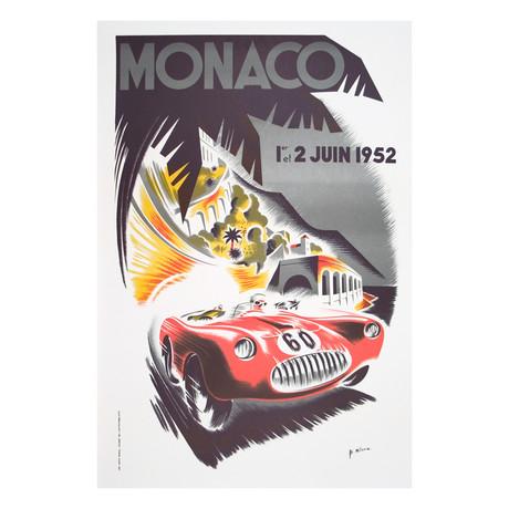 Monaco Grand Prix 1952 // B. Minne