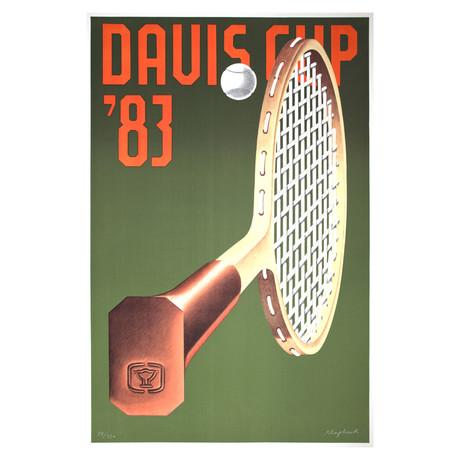Davis Cup // Konrad Klapheck