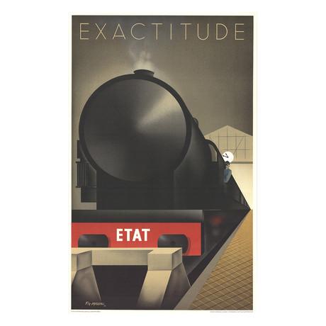 Exactitude // Pierre Fix-Masseau