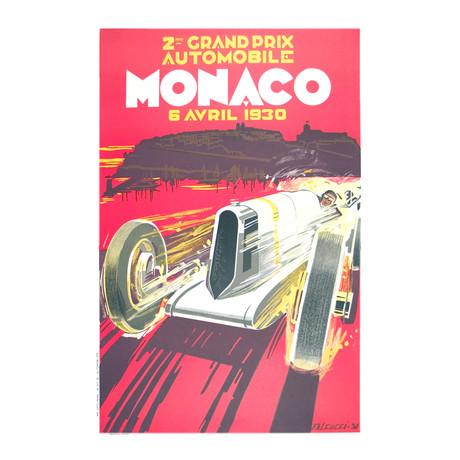Monaco Grand Prix 1930 // Robert Falcucci
